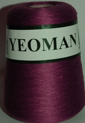 Yeoman Supersheen Acrylic Yarn Knitting Machine Chestnut